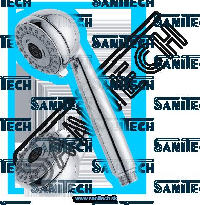 Ručná sprcha TOSCA: RS 16