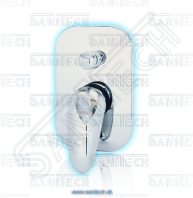 Sprchová podomietková batéria: SAN 805.2